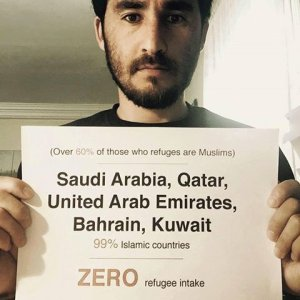 arab-countries-zero-refugees-taken