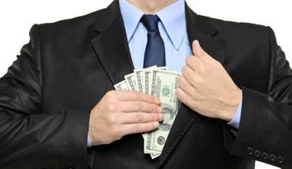 corruptie-geld-wegsteken