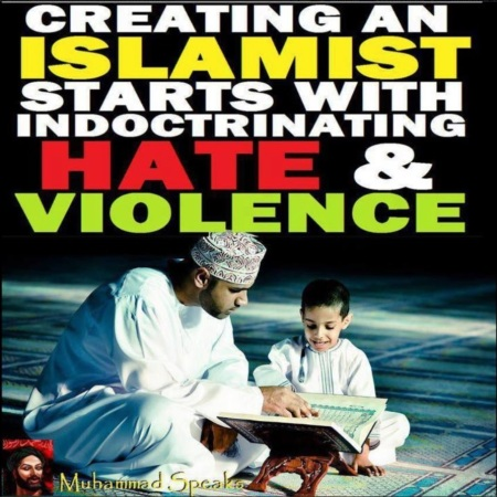 indoctrination-islam-hate-violence