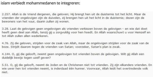 islam-mag-niet-integreren