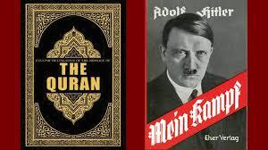 koran-versus-mein-kampf-hitler