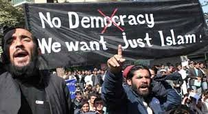 no-democracy-just-islam