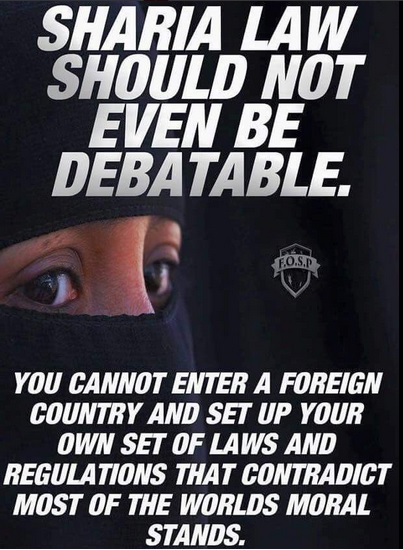 sharia-law-not-debatable-foreign-country
