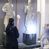 Vernietiging van kunst, cultuur en beschaving door de islam naar het voorbeeld van Mohammed