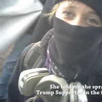 UNDERCOVER: The true face of Antifa