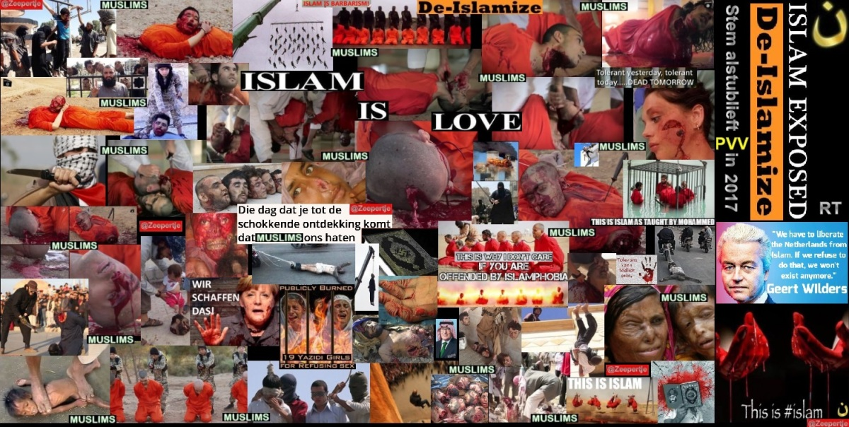 """Islam Hates Us"" More Than You Know"