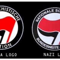 De levensgevaarlijke mediasteun voor Antifa