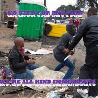 Hamm: Afrikaner schlugen und stachen mit Messern auf Personengruppe ein