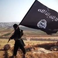 Jihadvlag en drugs in jeugdgevangenis De Hunnerberg