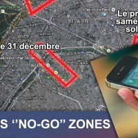 Paris gets an app warning people if they are in a 'no-go' zone and giving live alerts of sexual assaults