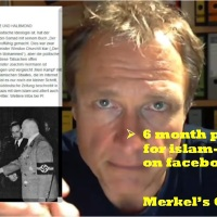 EILT: Sechs Monate Haft für PI-NEWS Autor Michael Stürzenberger
