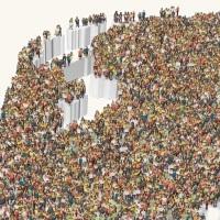 Vol, Nederland wordt steeds voller – door immigratie