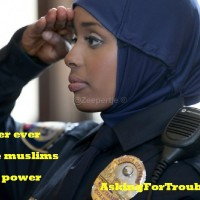 """Minneapolis police chief """"resigns"""" after Muslim cop kills woman who called 911"""