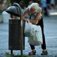 Armoede in Duitsland: 'Ik kan alleen nog bezuinigen op eten'