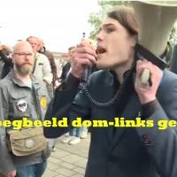 De pedofiele kinderneuker vertrekt uit Nederland, Antifa is tegen...