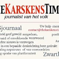 Zwartboek NOSjournaal, uw hulp is onontbeerlijk!
