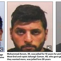 Asian sex gang with FORTY members preyed on around 100 girls in Newcastle and gave victims M-Cat drug to groom them into being abused