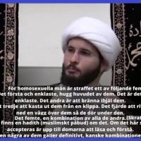 Amerikaanse imam verspreidt de liefde: 'De makkelijkste manier om met homo's om te gaan is ze onthoofden'