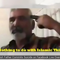 Turkish Father Honor Kills Himself Live on Facebook