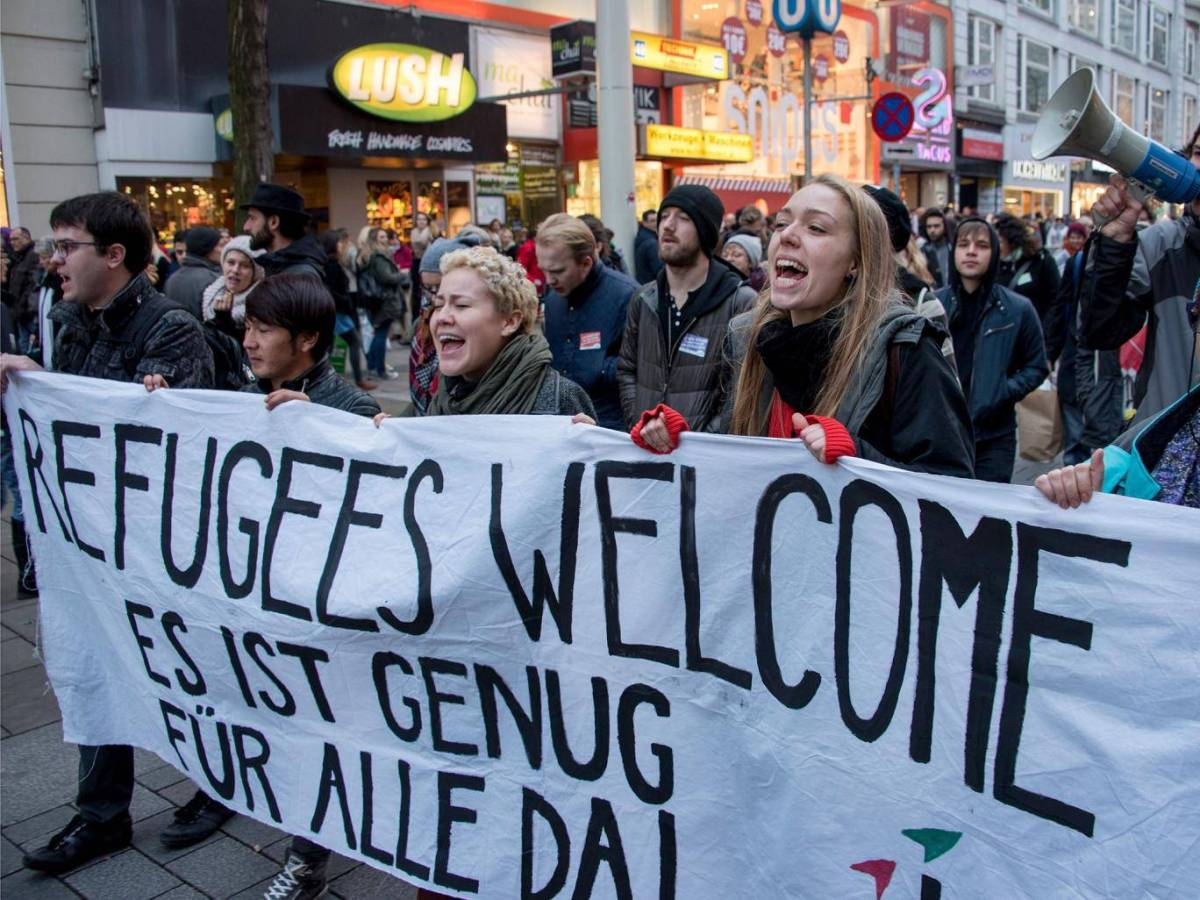 """ZERO"" – The number of illegal alien Muslim invaders posing as refugees who are currently employed in Austria"