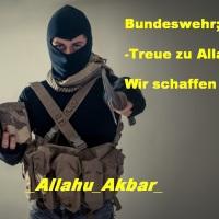 Bundeswehr soll Migrantenarmee werden – Möglichst viele Muslime in Deutschland unter Waffen
