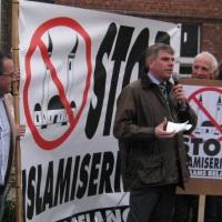 VB vraagt Antwerps stadsbestuur en regering om 'grootste moskee van Vlaanderen' tegen te houden