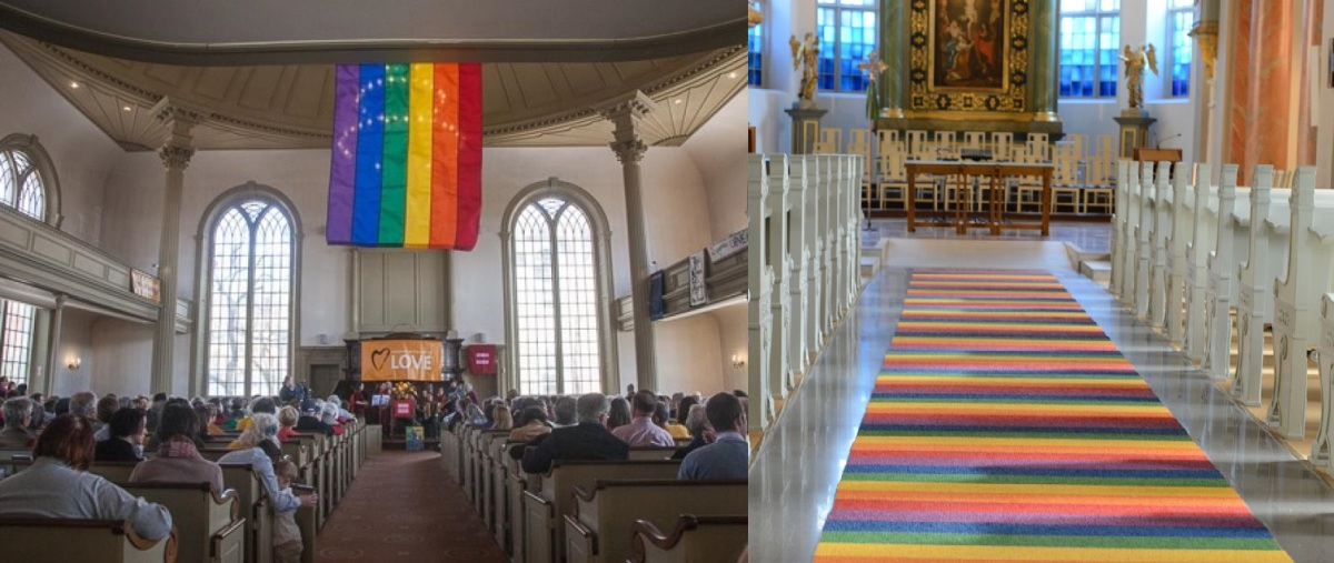 Church of Sweden Officially Drops Calling God 'Lord', 'He' to be More Inclusive