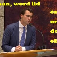Thierry Baudet: Rutte heeft een grenzeloze machtshonger... Aan zijn rol als Kamerlid beleeft Thierry Baudet weinig plezier. Belangrijker vindt hij de opbouw van zijn partij. Het moet uitmonden in een grote volksbeweging, die de Nederlanders doet ontwaken.