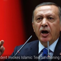 Turkey's President Invokes Islamic Text Sanctioning Killing Jews