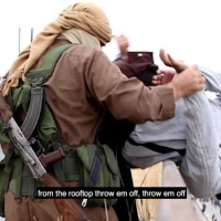 The Caliphate song, imitating Mohammed all along