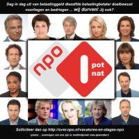 Schaamteloze NPO-baas in schaamteloos NPO-programma: 'NPO belangrijk want tijden van fake news'