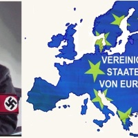 Wat een engnek die @martinschulz met zijn 4de Reich dromerij...