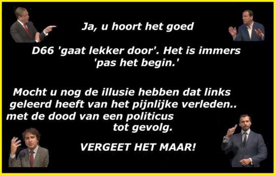 Afbeeldingsresultaat voor indoctrinatie van politieke partijen in NEderland